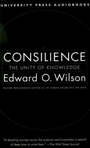 9781879557550: Consilience (University Press Audiobooks)