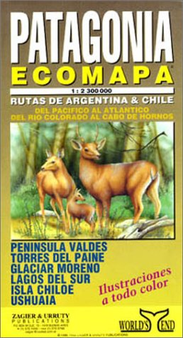9781879568372: Patagonia Argentina Chile (Spanish and English Edition)