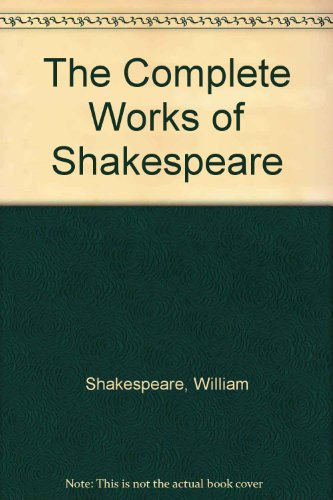 9781879582088: The Complete Works of Shakespeare