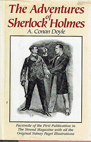 The Adventures of Sherlock Holmes (Sherlock Holmes Series)