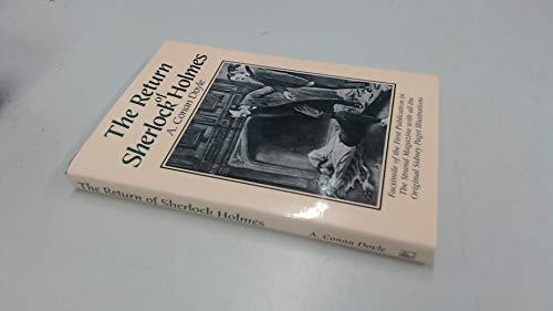 The Return of Sherlock Holmes (Sherlock Holmes: Doyle, Arthur Conan,