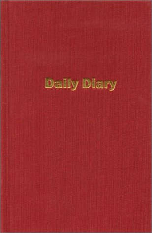 Perpetual Daily Diary: Cohen, Herb