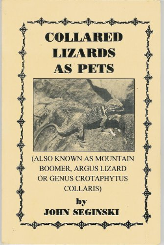 9781879586031: Collared lizards as pets