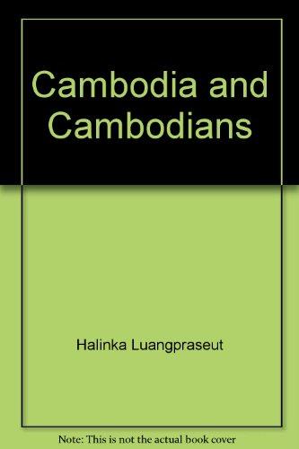 Cambodia and Cambodians: Khamchong, Khamchong Luangpraseut