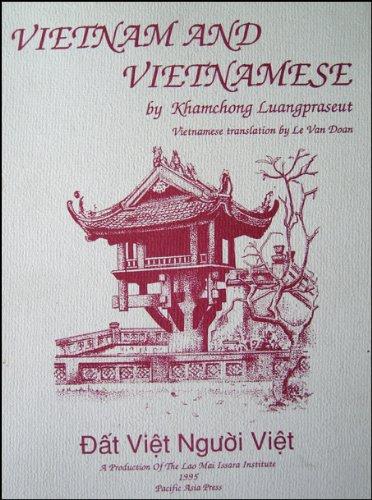 Vietnam and Vietnamese: Becky Adams, Khamchong