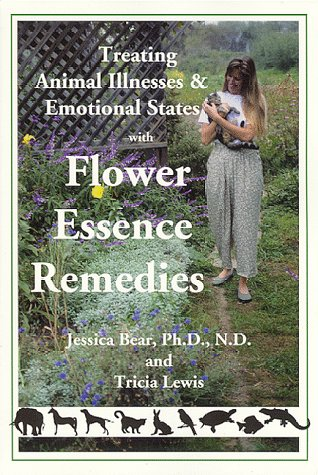 9781879604100: Treating Animal Illnesses & Emotional States with Flower Essence Remedies