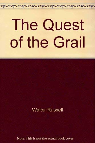 9781879605022: The Quest of the Grail