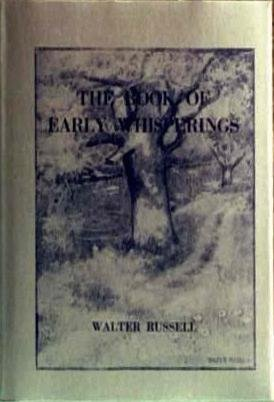 9781879605176: The Book of Early Whisperings