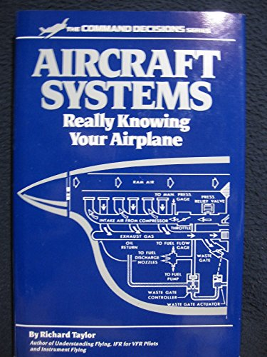 9781879620049: Aircraft Systems: Really Knowing Your Airplane (Command Decisions Series)