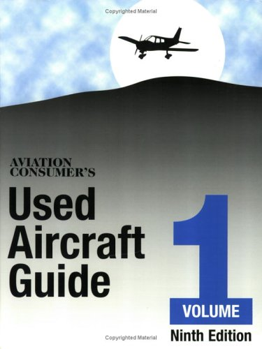 9781879620711: Used Aircraft Guide (2 volume set)