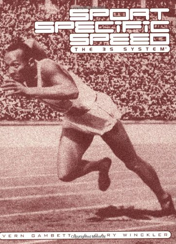 9781879627055: Sport Specific Speed