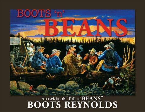 9781879628298: Boots 'n' Beans: an art book full of BEANS