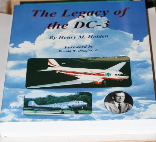 9781879630390: The Legacy of the DC-3