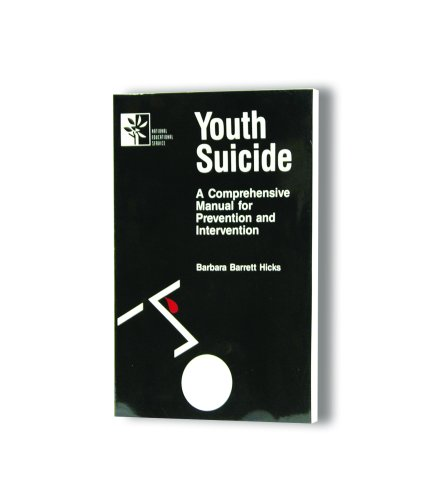 9781879639102: Youth Suicide: A Comprehensive Manual for Prevention and Intervention