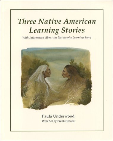 9781879678149: Three Native American Learning Stories: Who Speaks for Wolf, Winter White and Summer Gold, Many Circles