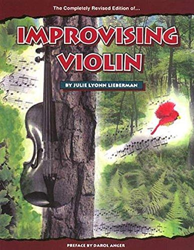 Improvising Violin: Lieberman, Julie Lyonn