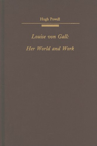 Louise von Gall: Her World and Work: POWELL, Hugh