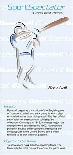 9781879773189: SportSpectator Baseball Guide (Basic Baseball Rules and Strategies) (Pamphlet)