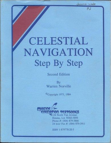 9781879778207: Celestial Navigation: Step by Step