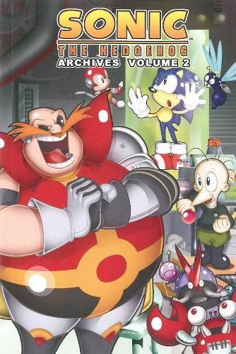 9781879794214: Sonic the Hedgehog Archives, Vol. 2