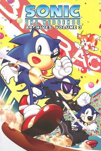 9781879794221: Sonic The Hedgehog Archives Volume 3