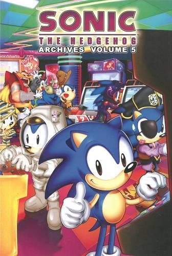 9781879794269: Sonic the Hedgehog Archives, Vol. 5
