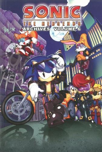 9781879794276: Sonic The Hedgehog Archives, Vol. 6