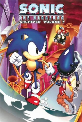 Sonic The Hedgehog Archives Volume 7: Mike Gallagher; Angelo