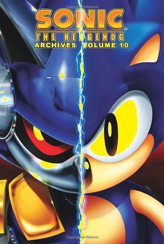Sonic the Hedgehog Archives, Vol. 10: Angelo DeCesare, Brian