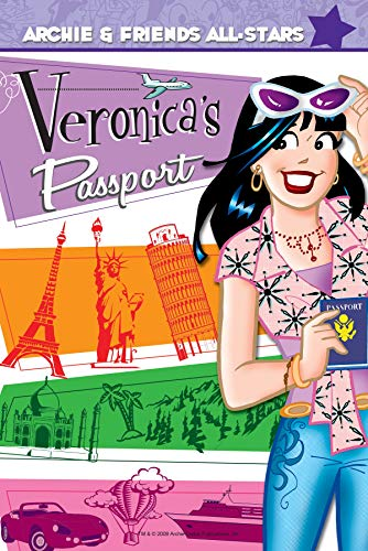 9781879794436: Veronica's Passport (Archie & Friends All-Stars)