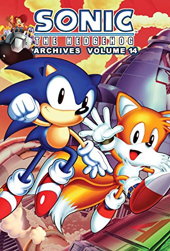 Sonic the Archives: Volume 14 (Sonic the Hedgehog Archives): Pat 'Spaz' Spaziante