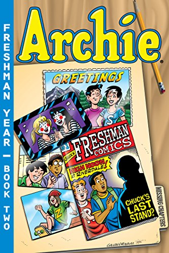 9781879794719: Archie Freshman Year Book 2 (The Highschool Chronicles Series)