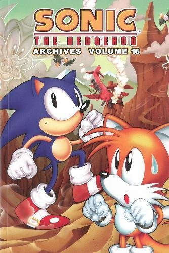9781879794795: Sonic the Hedgehog Archives, Vol. 16