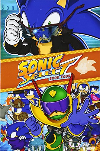 9781879794825: Sonic Select 4: Zone Wars