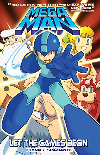 9781879794856: Mega Man: Let the Games Begin