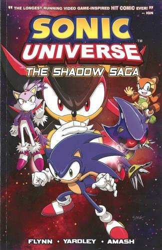 9781879794863: Sonic Universe: The Shadow Saga