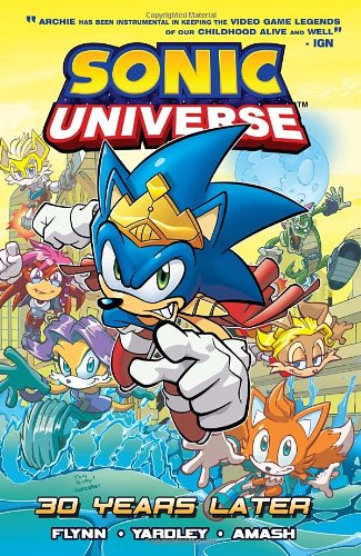 9781879794948: Sonic Universe 2: 30 Years Later