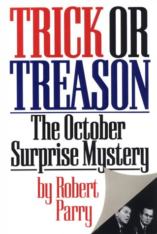 9781879823082: Trick or Treason: October Surprise Mystery