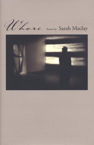 9781879852976: Whore: Poems