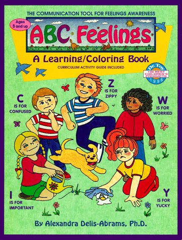 9781879889002: ABC Feelings: A Learning/Coloring Book