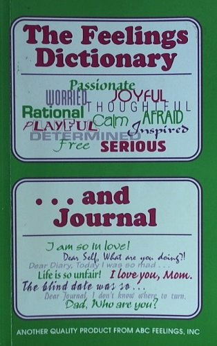 The Feelings Dictionary and Journal: Alexandra Delis-Abrams