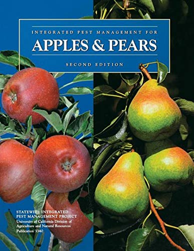 9781879906426: Integrated Pest Management for Apples & Pears