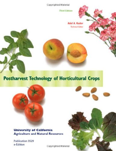 9781879906518: Postharvest Technology of Horticultural Crops, 3rd Ed