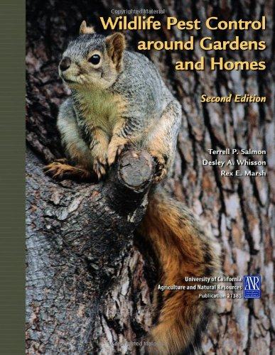 9781879906679: Wildlife Pest Control Around Gardens And Homes