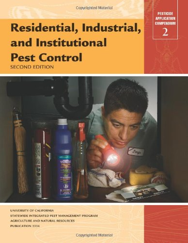 9781879906709: Residential, Industrial, And Institutional Pest Control, 2nd Ed.