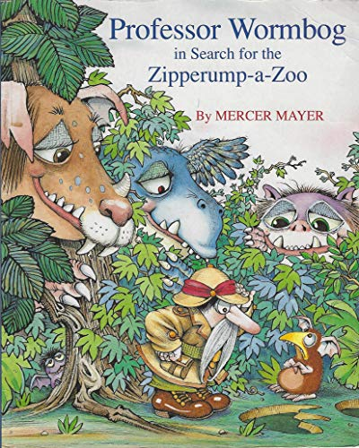 9781879920040: Professor Wormbog in Search for the Zipperump-a-zoo