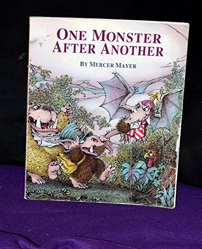 9781879920057: One Monster After Another (Little Monster)