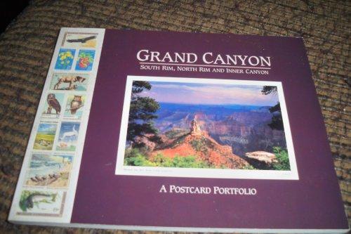 9781879924192: Grand Canyon: South Rim, North Rim and Inner Canyon Postcard Portfolio