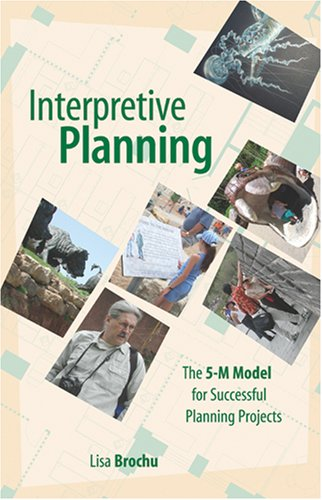 Interpretive Planning: Lisa Brochu