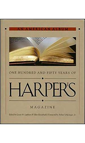 9781879957534: An American Album: One Hundred and Fifty Years of Harper's Magazine